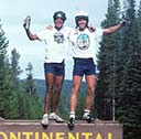 USA Bike Trip, 1984 — Leo Geary & friends, a photo album